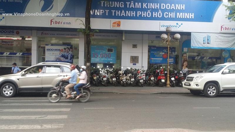 Điểm giao dịch VinaPhone 80 Nguyễn Du