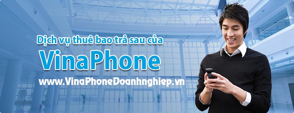 Dang ky VinaPhone tra sau cho Doanh nghiep tai TPHo Chi Minh