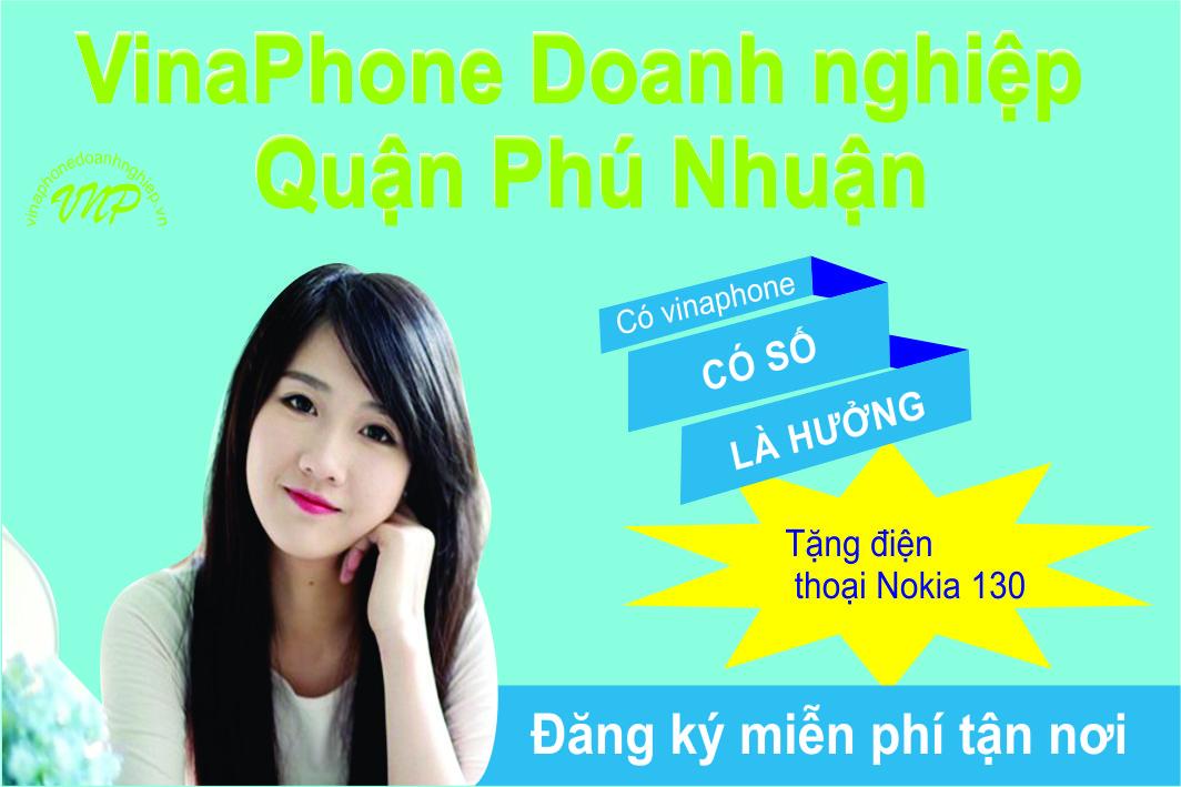 VinaPhone Doanh nghiệp Quận Phú Nhuận